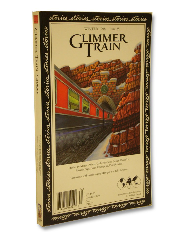 Glimmer Train, Winter 1998, Issue 25: Stories, Burmeister, Susan; Davies, Linda