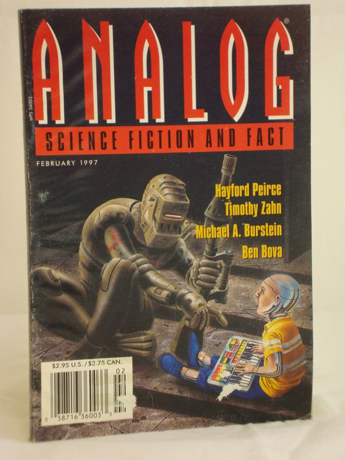 Analog: Science Fiction and Fact - February 1997
