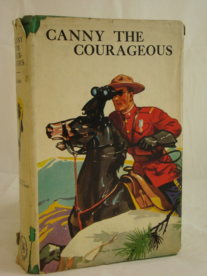 Canny the Courageous (The Boys' Adventure Series), Craine, E.J.