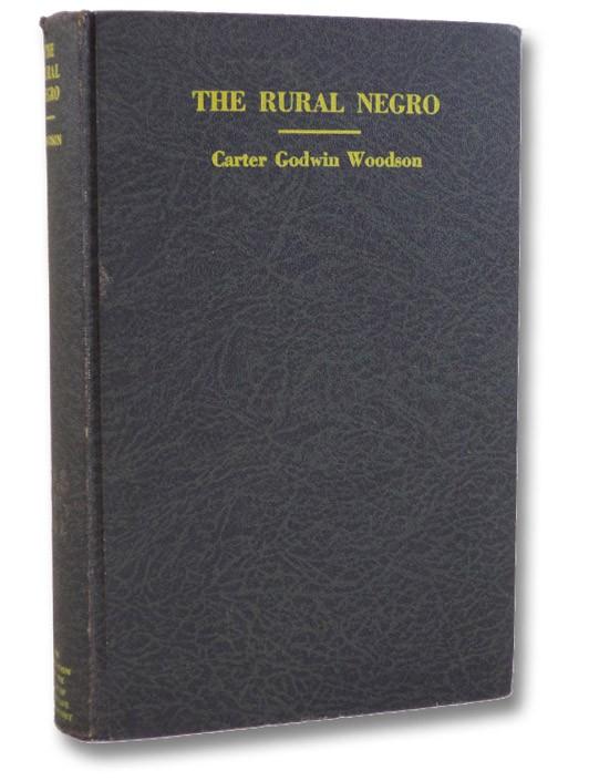 The Rural Negro, Woodson, Carter Godwin