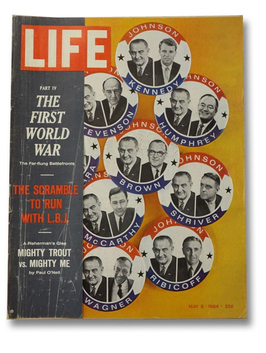 LIFE Magazine - Vol. 56, No. 19, May 8, 1964