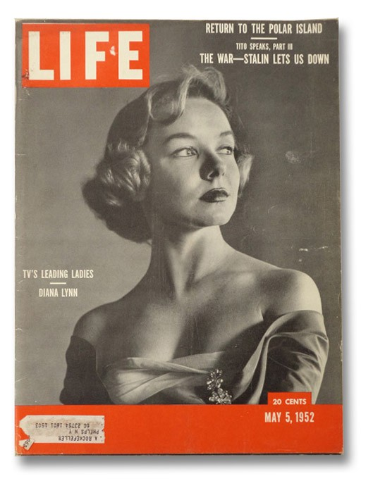 LIFE Magazine - Vol. 32, No. 18, May 5, 1952