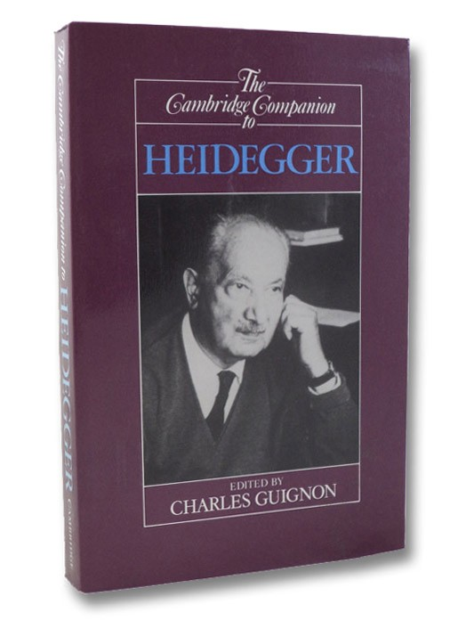 The Cambridge Companion to Heidegger, Guignon, Charles (Editor)