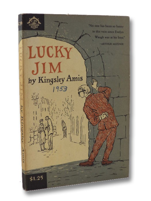 Lucky Jim, Amis, Kingsley
