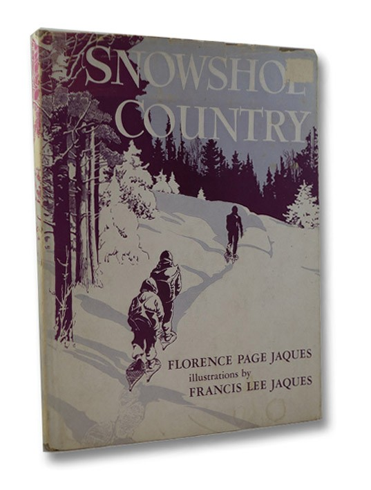 Snowshoe Country, Jaques, Florence Page