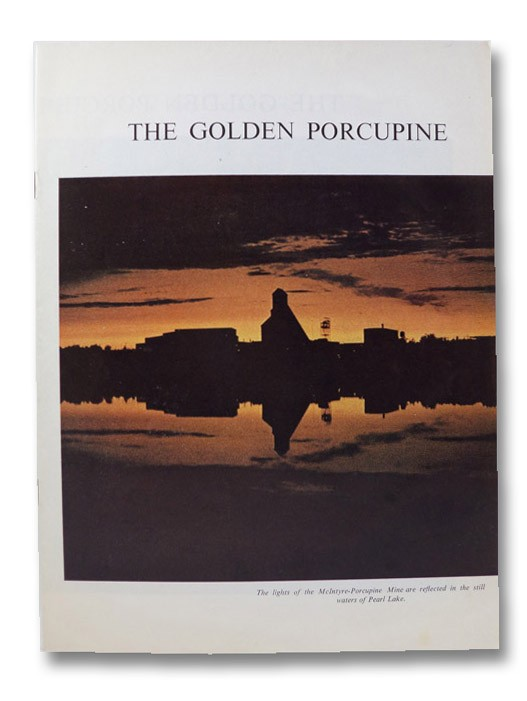 The Golden Porcupine, Brown, L. Carson