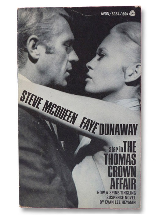 The Thomas Crown Affair, Heyman, Evan Lee