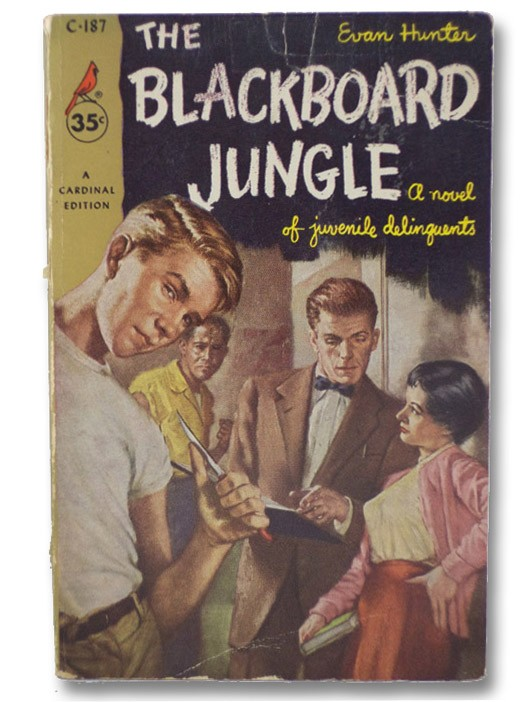 The Blackboard Jungle, Hunter, Evan