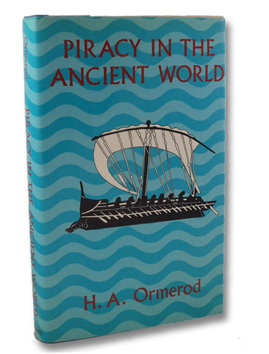 Piracy in the Ancient World, Ormerod, H.A.