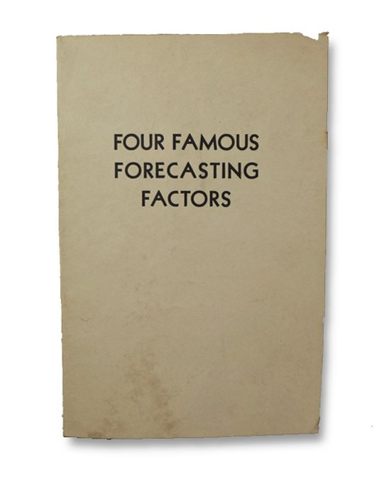 Four Famous Forecasting Factors, Tillman, Carroll