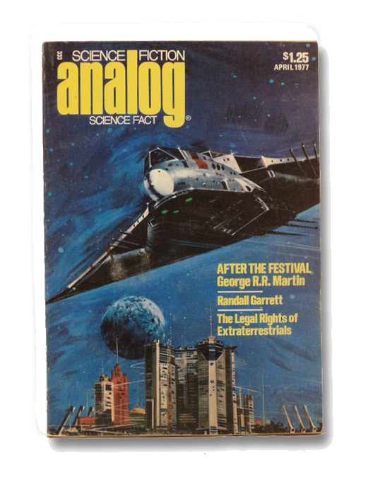 Analog Science Fiction: April 1977, Analog SF