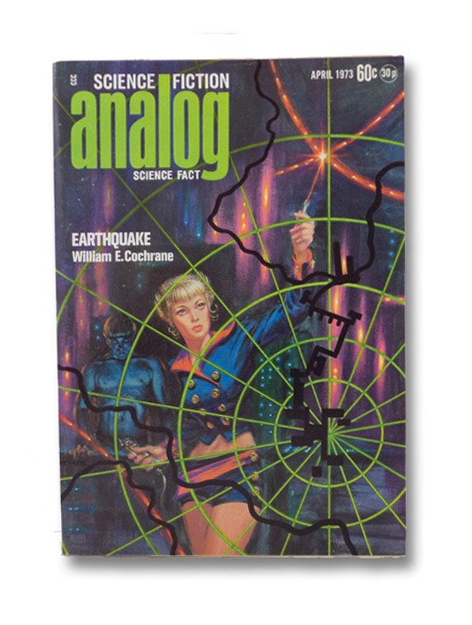 Analog Science Fiction: April 1973, Analog SF