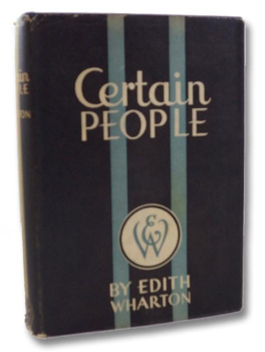 Certain People, Wharton, Edith