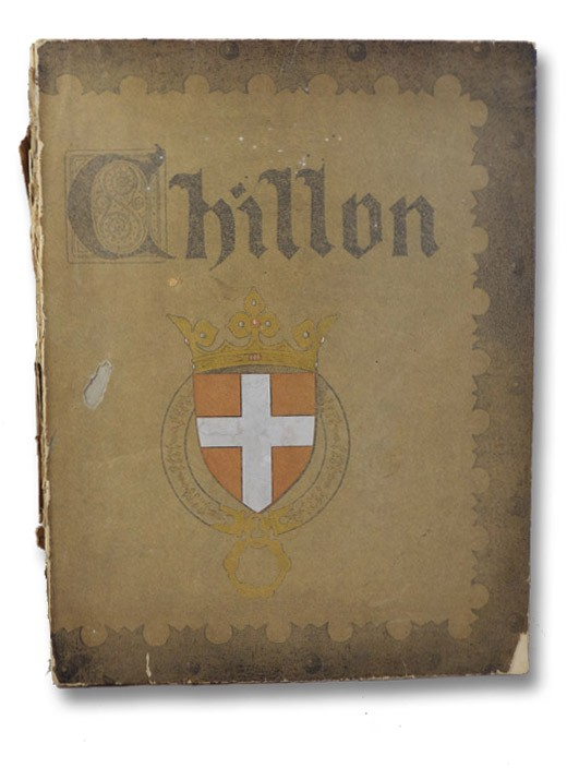Chillon Tome 1: La Camera Domini la Chambre des Comtes et des Ducs de Savoie, Naef, Albert