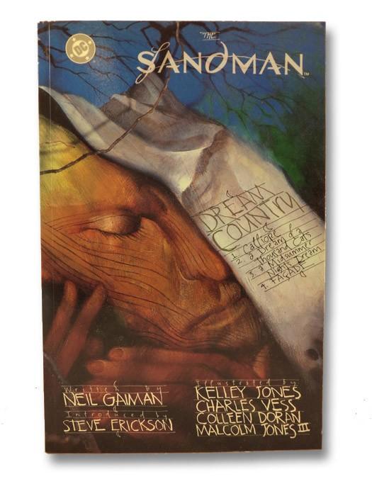 The Sandman: Dream Country -- Calliope; A Dream of a Thousand Cats; A Midsummer Night's Dream; Facade, Gaiman, Neil; Erickson, Steve (Introduction)