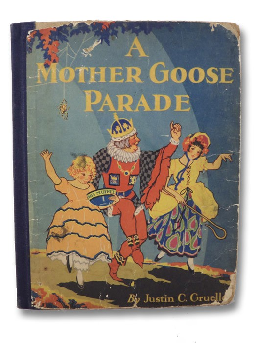 A Mother Goose Parade, Gruelle, Justin C.