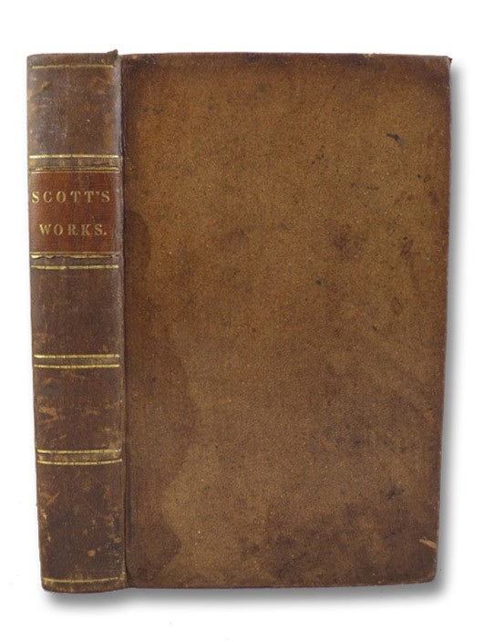 The Poetical Works of Walter Scott, with a Sketch of His Life, Complete in One Volume, Scott, Walter; Lake, J.W.