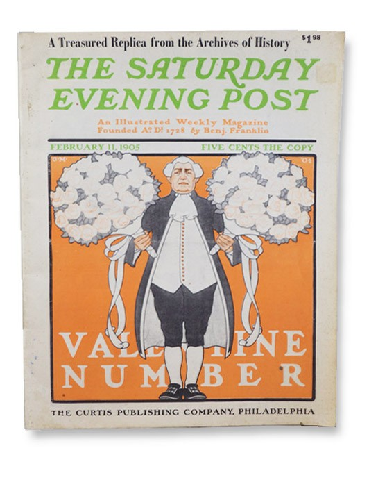 The Saturday Evening Post, February 11, 1905 (1971 Reissue)