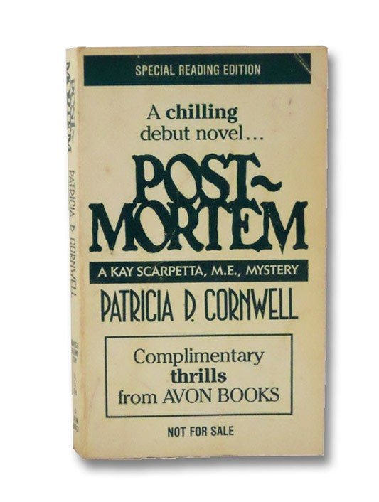 Postmortem (The Kay Scarpetta Mystery Series Book 1), Cornwell, Patricia