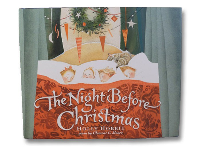 The Night Before Christmas, Hobbie, Holly; Moore, Clement C.
