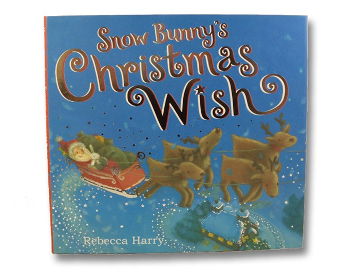 Snow Bunny's Christmas Wish, Harry, Rebecca