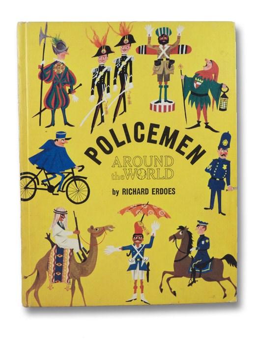 Policemen Around the World, Erdoes, Richard
