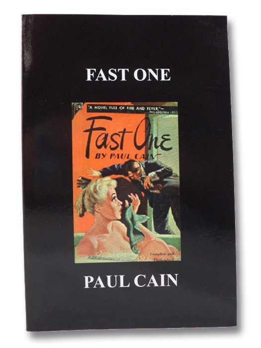 Fast One, Cain, Paul