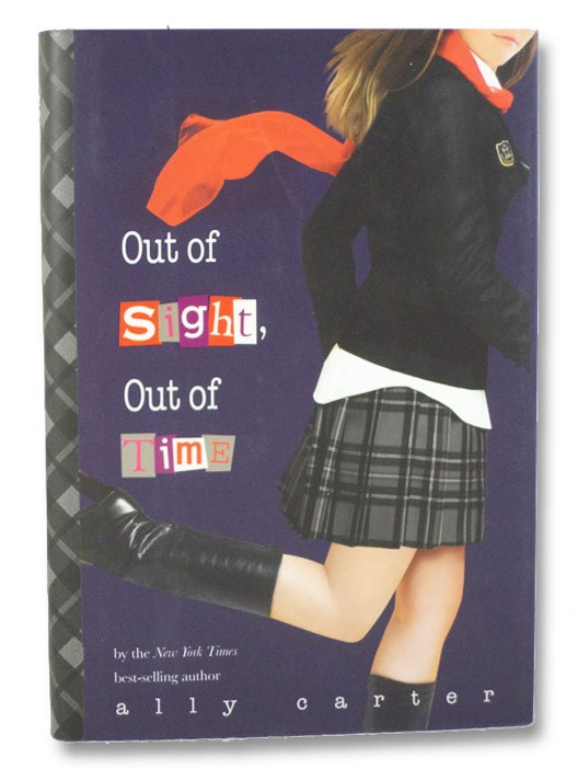 Out of Sight, Out of Time (Gallagher Girls), Carter, Ally