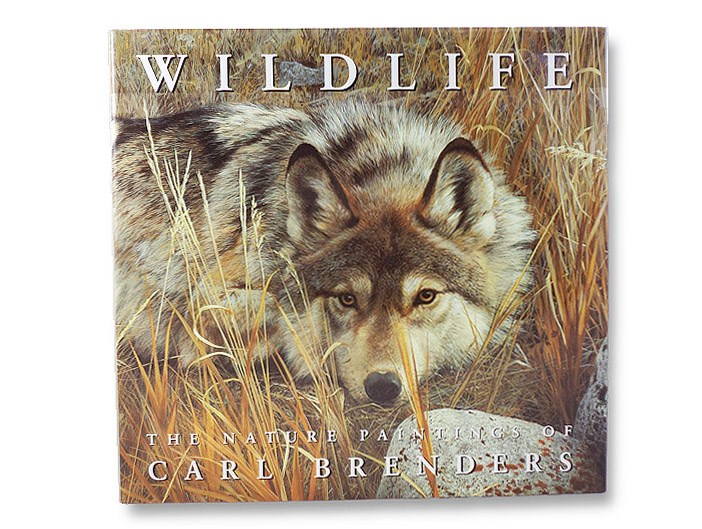 Wildlife: The Nature Paintings of Carl Brenders, Brenders, Carl