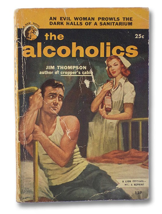 The Alcoholics (Lion 127), Thompson, Jim