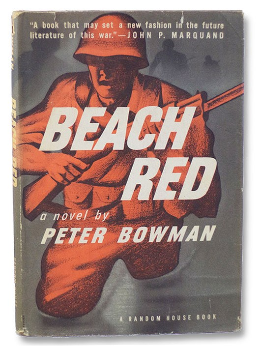 Beach Red, Bowman, Peter