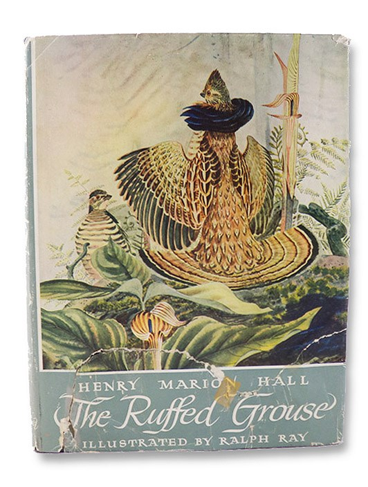 The Ruffed Grouse, Hall, Henry Marion