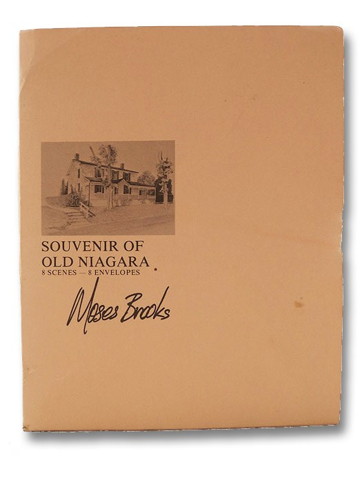 Souvenir of Old Niagara: 8 Scenes - 8 Envelopes, Brooks, Moses