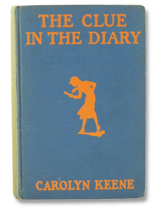 The Clue in the Diary (Nancy Drew Mystery Stories Book 7), Keene, Carolyn