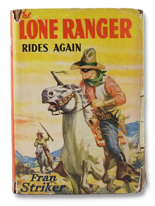 The Lone Ranger Rides Again, Striker, Fran