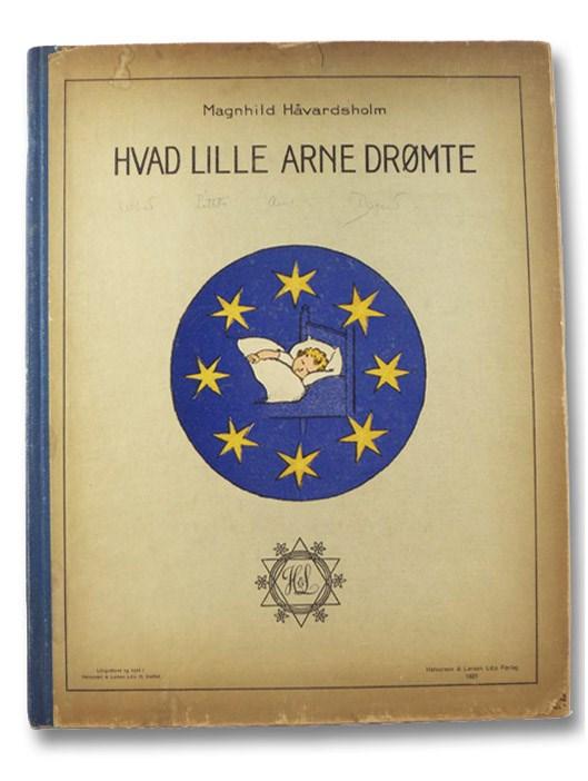 Hvad Lille Arne Dromte, Havardsholm, Magnhild