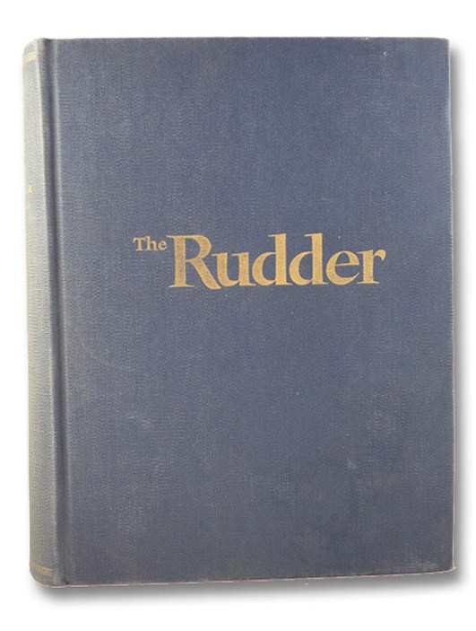 The Rudder: America's First Boating Magazine - January, 1957 - December, 1957 (Bound Volume), Lauer-Leonardi, Boris; Ianuzzi, Ralph J.; Thomson, John; Herreshoff, L. Francis; Whitteker, J. Kenneth; Thomson, James R.