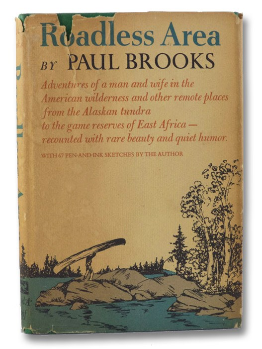 Roadless Area, Brooks, Paul