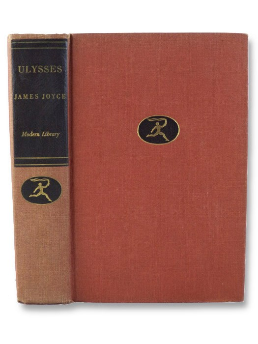 Ulysses (The Modern Library of the World's Best Books) (Modern Library Giant G52), Joyce, James; Ernst, Morris L. (Foreword); Woolsey, John M.