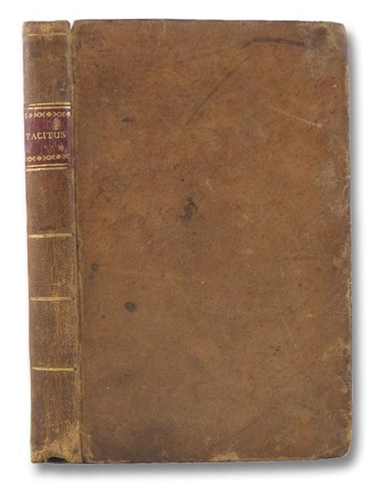 C. Cornelii Taciti Historiarum Libri Quinque: Ad Fidem Optimarum Editionum Expressi. Cum Notis Barbou., Tacitus, Cornelius; Carey, Matthew (Preface)