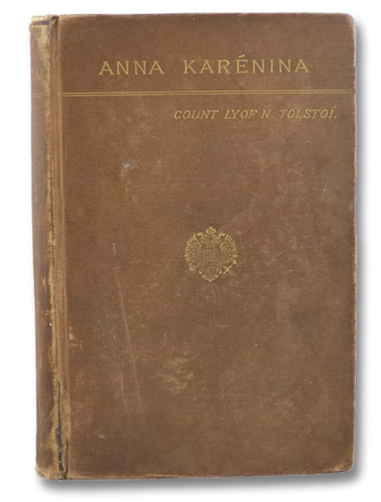 Anna Karenina, in Eight Parts.