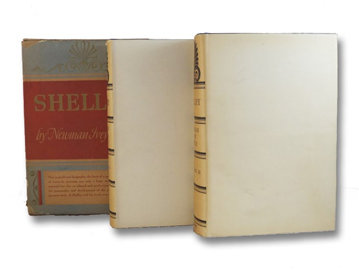 Shelley, in Two Volumes, White, Newman Ivey