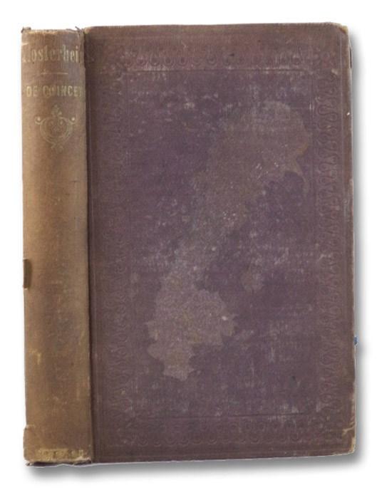 Klosterheim; or, The Masque., De Quincey, Thomas; Mackenzie, Shelton (Preface)