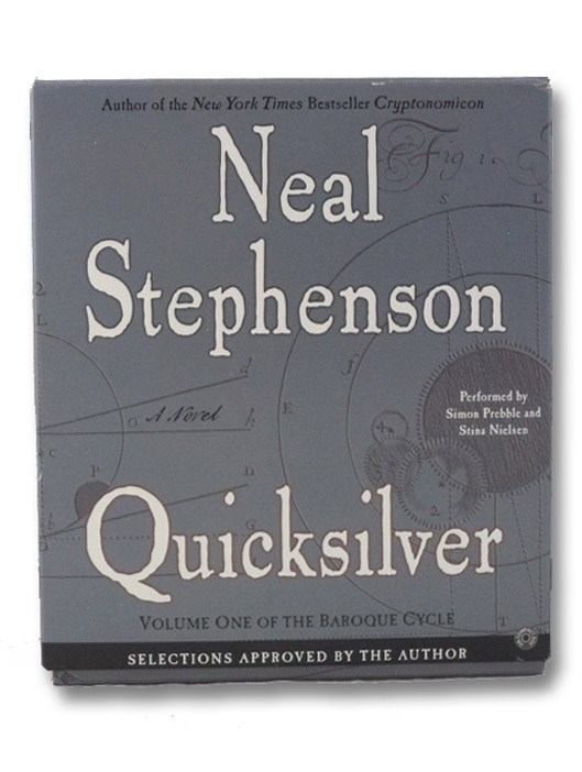Quicksilver (The Baroque Cycle Volume 1), Stephenson, Neal