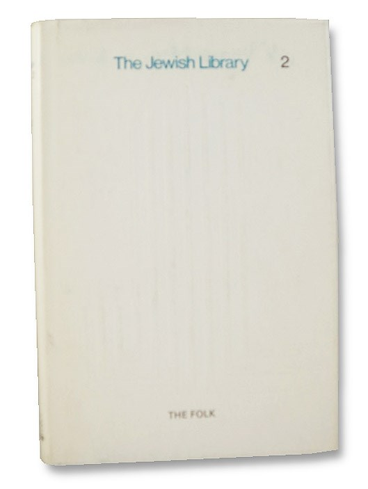 The Jewish Library 2: The Folk, Jung, Leo