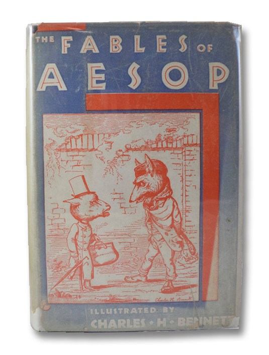 The Fables of Aesop (Illustrated Editions), Aesop; Parker, Willis L.