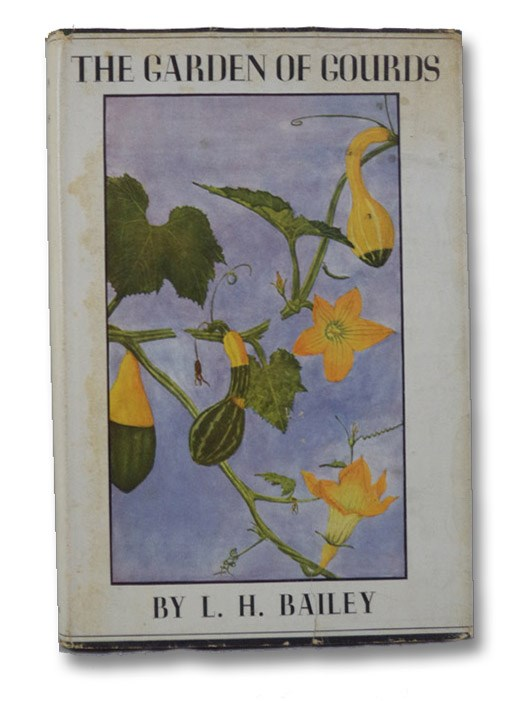The Garden of Gourds, with Decorations, Bailey, L.H.