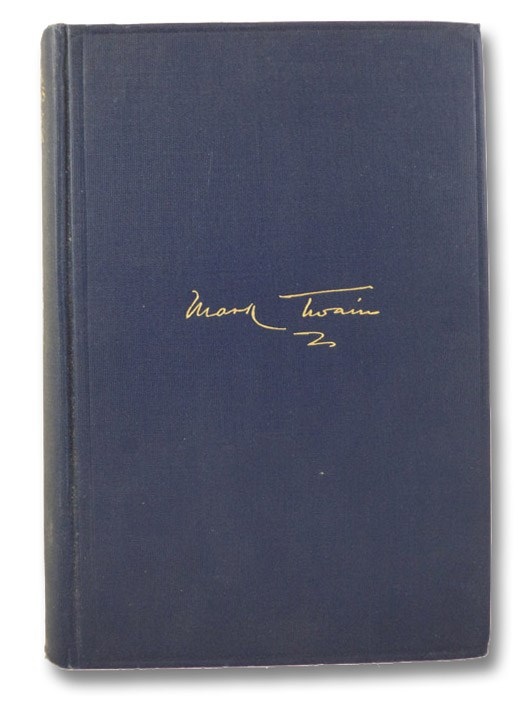 Mark Twain's Notebook, Twain, Mark; Paine, Albert Bigelow