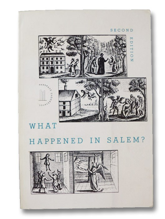 What Happened in Salem? (Documents Pertaining to the Seventeenth-Century Witchcraft Trials), Levin, David