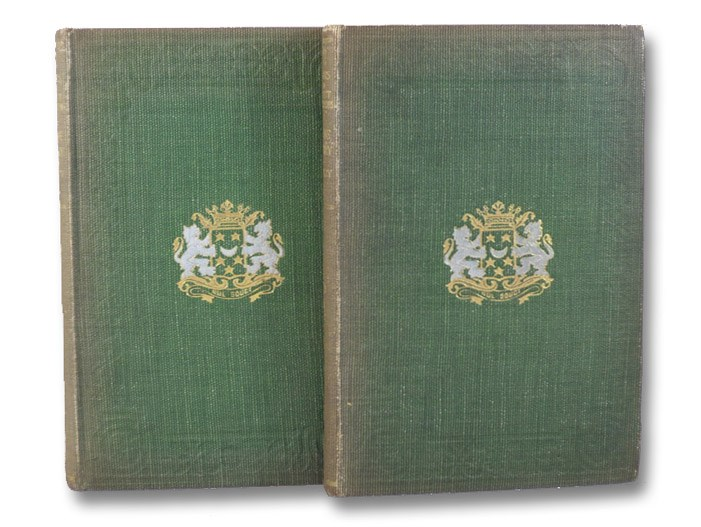 Memoirs of the Comtesse du Barry, with Intimate Details of Her Entire Career as Favorite of Louis XV., in Two Volumes., Comtesse du Barry [Jeanne Vaubernier]; Delahanty, George Kendal